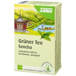 GRÜNER TEE Bio Salus Filterbeutel
