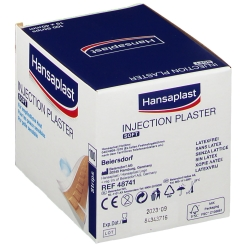 Hansaplast® Soft Injektionspflaster 1,9 cm x 4 cm
