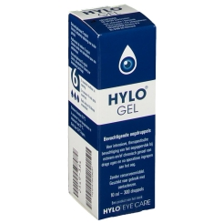 Hylo-Gel Gouttes Oculaires