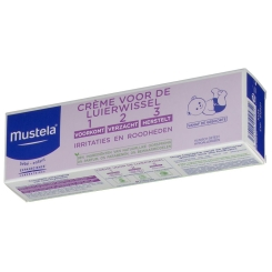 mustela® Wickelcreme 1.2.3.