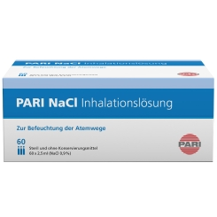 PARI NaCI Inhalationslösung