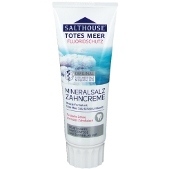 SALTHOUSE® Totes Meer Therapie Zahncreme