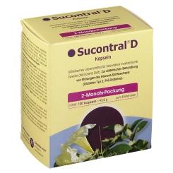 SUCONTRAL D Diabetiker Kapseln