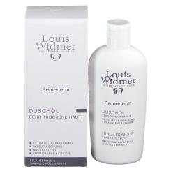WIDMER Remederm Duschöl leicht parfümiert