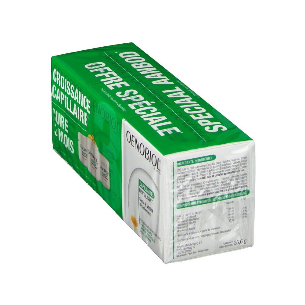 Oenobiol Capillaire Revitalisant Shop Apotheke Ch